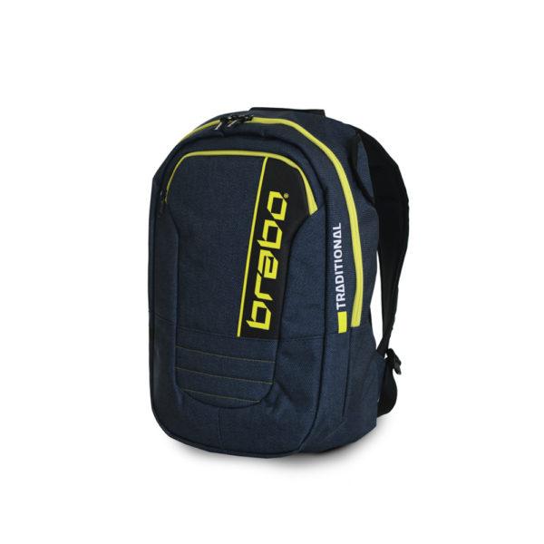 cccd5ec9ff8 De brabo hockey traditional backpack is een stoere en makkelijke rugzak om  mee te nemen naar