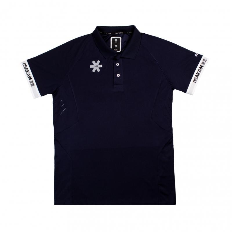 Osaka Team Polo Jersey Deshi/Kids - Navy
