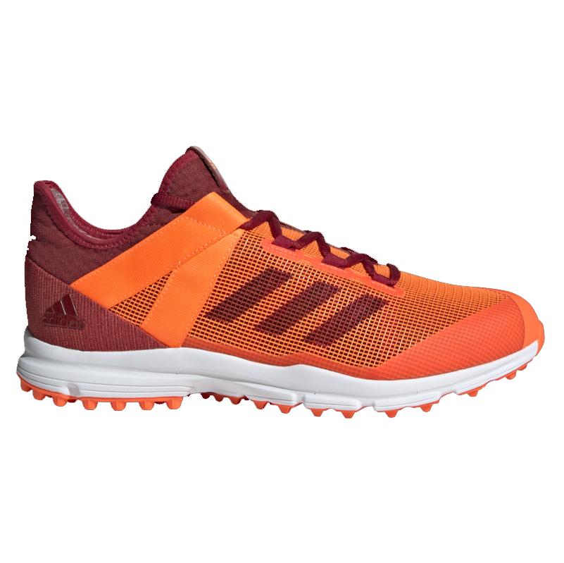 Adidas ZONE DOX 1.9S OranjeBordeauxWit 2019 2020