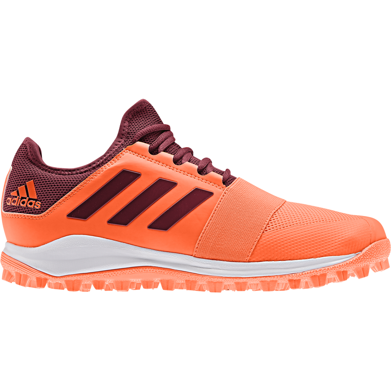 Adidas DIVOX 1.9S Bordeax/Orange/Wit 2019-2020