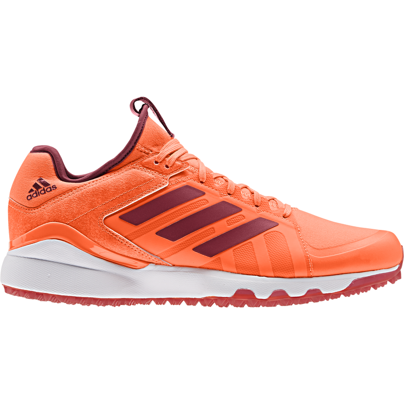 Adidas LUX 1.9S Oranje/Bordeaux/Wit
